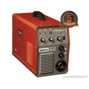Сварочный полуавтомат для сварки в среде защитных газов Сварог MIG 160 + ММА