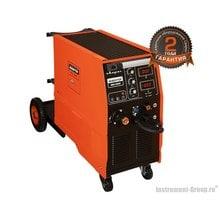 Сварочный полуавтомат для сварки в среде защитных газов Сварог MIG 2500 (J67) + ММА тележка