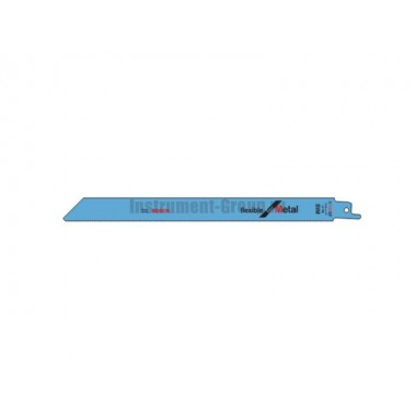Полотно для сабельных пил 2 шт. Bosch 2.608.656.042 (BIM; 225/0.9 мм; для метал. листов, труб)