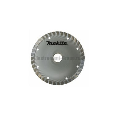Диск алмазный сплошной Turbo Makita A-84084 (230х22,2мм; для сухого реза)