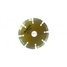 Диск алмазный сегментный Makita A-84109 (115х22,2мм; для сухого реза)