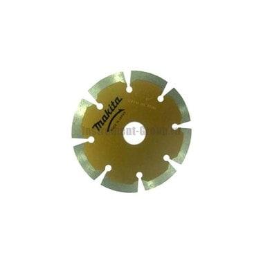 Диск алмазный сегментный Makita A-84115 (125х22,2х1,9мм; для сухого реза)