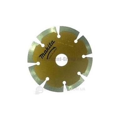 Диск алмазный сегментный Makita P-22327 (150х22,23;сегмент 4мм; для SG150)