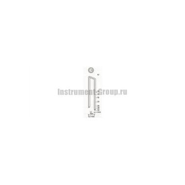 Скобы с узкой спинкой Novus 042-0724 (4/28; 2000 шт.)
