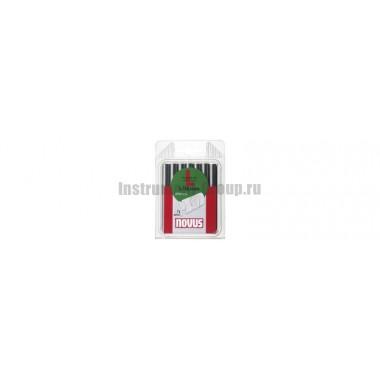 Скобы для крепления электрокабеля Novus 042-0727 (L/14; 840 шт.)