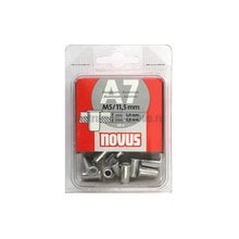 Алюминиевая заклепка-гайка A7/M5х11.5мм (10 шт.) Novus 045-0042